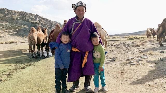 Video «Geheimnisse Asiens – Mongolei: Weite, Wüste, Wildnis» abspielen