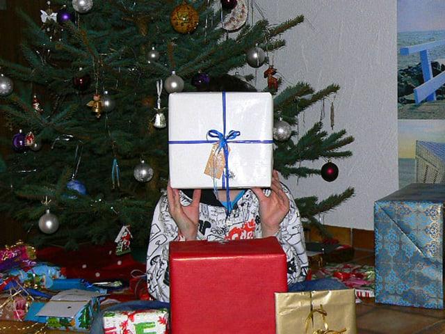 Weihnachtsstube von Barbara LIeberherr aus Lachen.