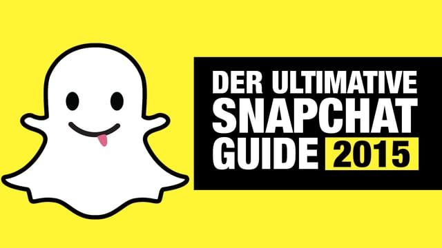 Snapchat für Anfänger