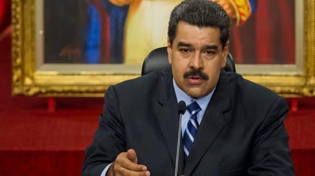 Il president da la Venezuela Nicolas Maduro.