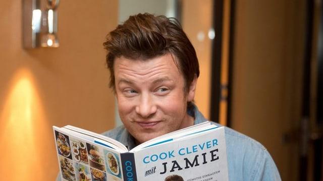 portrait Jamie Oliver