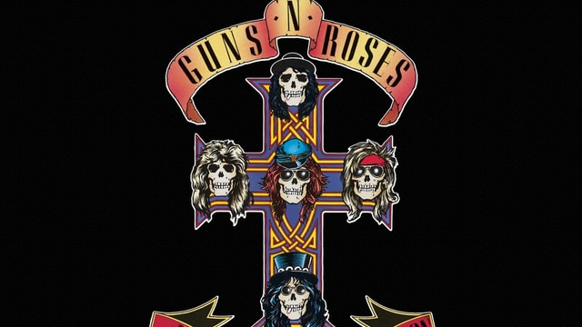 Guns'n'Roses «Appetite For Destruction»