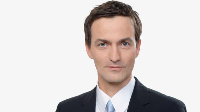 SRF-Frankreich-Korrespondent Michael Gerber.