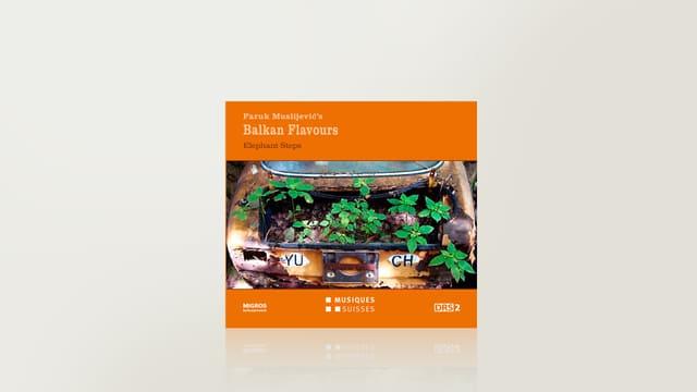 Elephant Steps von Faruk Muslijević's Balkan Flavours