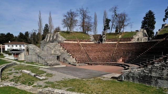 Römertheater in Augusta Raurica