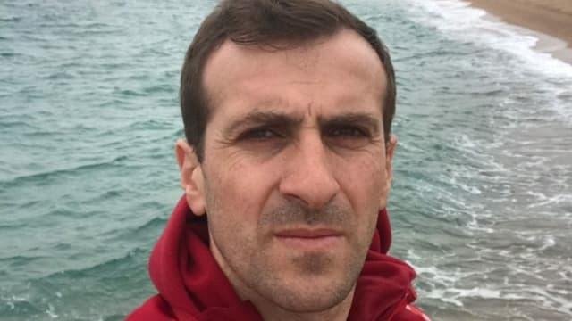 purtret da Mate Lekishvili, nov trenader da US Schluein Glion
