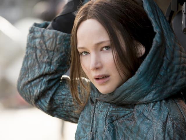 Schauspielerin Jennifer Lawrence