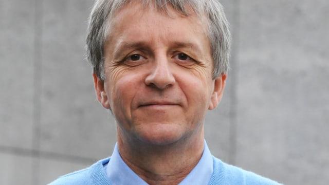 Porträt Oliver Thränert.