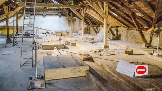 ehemalige Holzstofffabrik Rondchâtel