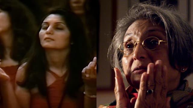 Sheela damals und heute
