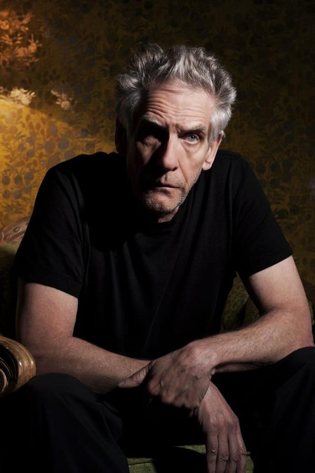 Portrait David Cronenberg