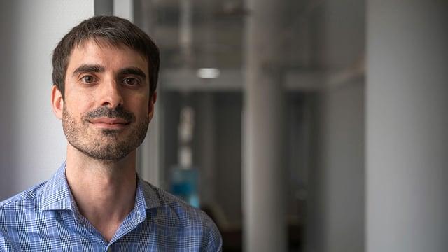 Pablo Simón, ein spanischer Politologe, Professor an der Universität Carlos III in Madrid.