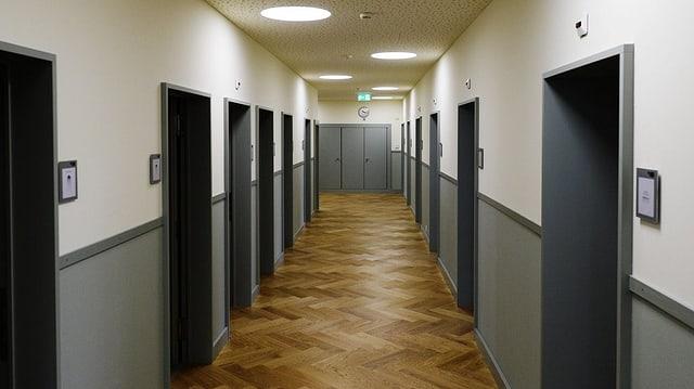Platz für 52 psychisch kranke Gewalttäter: Die Klinik Rheinau wurde nach einem grossen Umbau wiedereröffnet.
