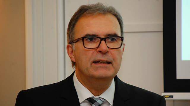 Hanspeter Rüfenacht, CEO der Berner Kantonalbank.