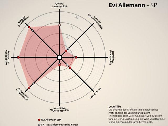 Spider Evi Allemann