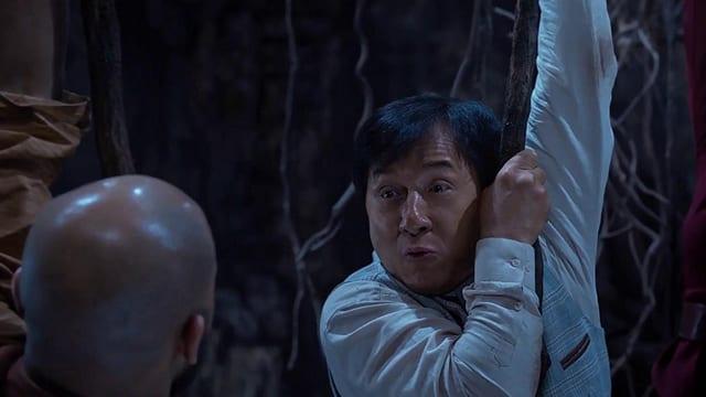 Kung Fu Yoga (Stanley Tong, 2017)