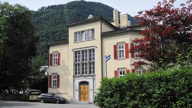 Hauptsitz der Lia Rumantscha in Chur
