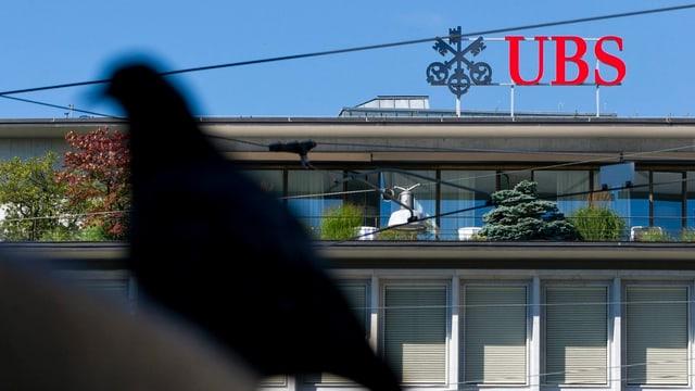 UBS in Zürich.