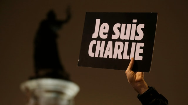 «Je suis Charlie»