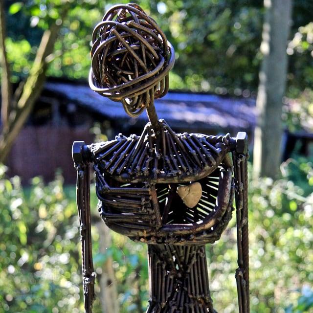 Salins Skulptur
