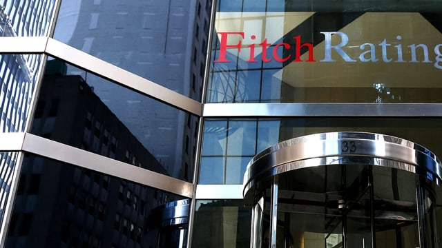Hauptsitz der Ratingagentur Fitch