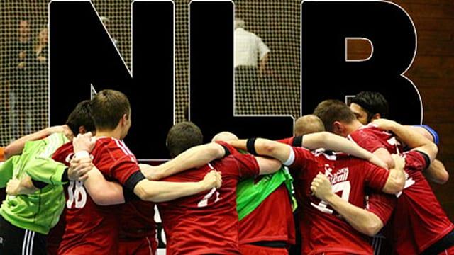 Freuen sich auf die erste NLB-Saison nach 24 Jahren: Die Handballer des STV Baden