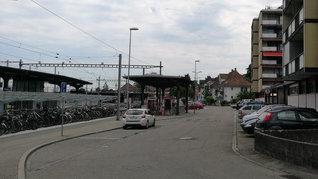 RBS-Bahnhof Solothurn
