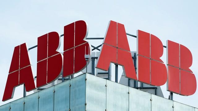 Logo d'ABB.
