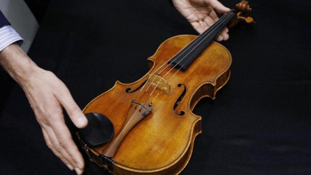 Wenn die Stradivari statt auf der Bühne im Banksafe landet