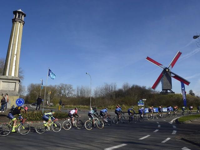 Impressionen von den Driedaagse Brugge - De Panne im letzten Jahr.