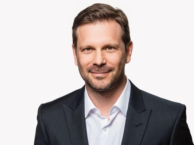 Reto Peritz, Bereichsleiter Show bei SRF, ist Head of Delegation der Schweiz am «Eurovision Song Contest».