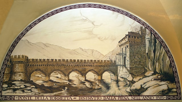 Ponte della Torretta Bellinzona