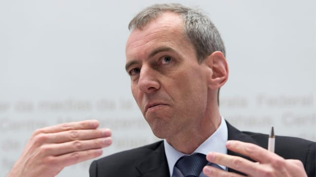 Patrick Raaflaub, Direktor der Finma