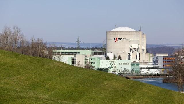 Das Kernkraftwerk Beznau