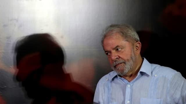 Brasiliens früherer Präsident Inácio Lula da Silva.