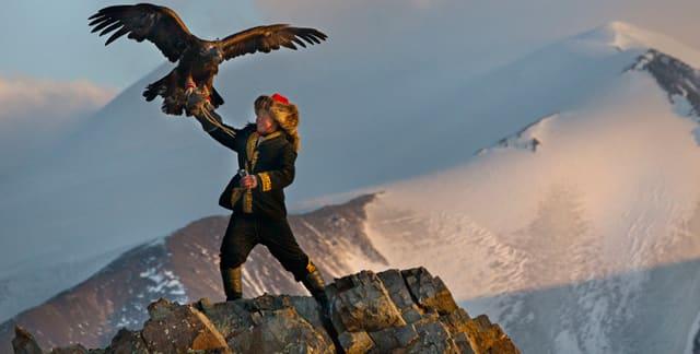 The Eagle Huntress – Die Adler-Jägerin