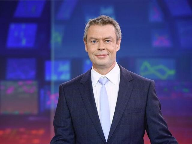 Porträt Martin Stucki