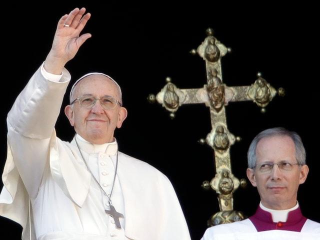 Papst.