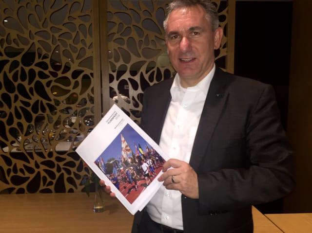 Alex Hürzeler, Aargauer Regierungsrat und Sportdirektor