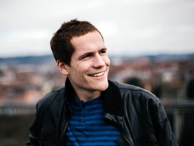 Schauspieler Fabian Vogt