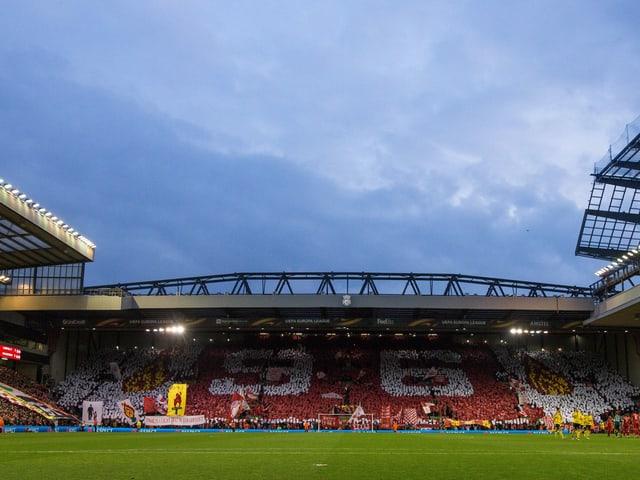 The Kop Hillsborough