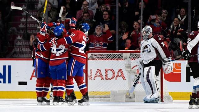Den Canadiens läuft es weiterhin ausgezeichnet.
