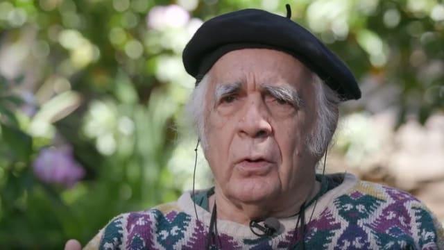 Ein Porträt von Ramon Sender.