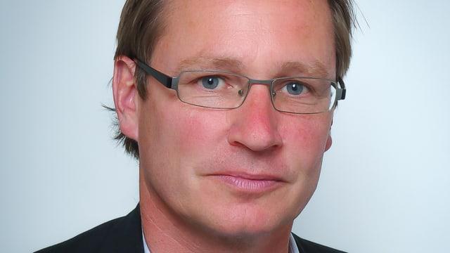 Portraitbild von Hans-Georg Hofmann