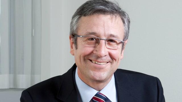 Portrait von FDP-Stadtrat Andres T¨ürler