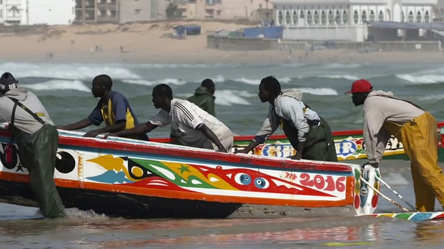 Video «Städte am Meer: Dakar (4/5)» abspielen