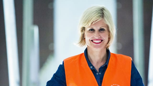 Porträt Sabine Dahinden