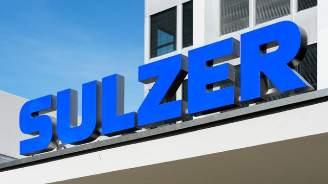 Purtret dal logo da Sulzer.
