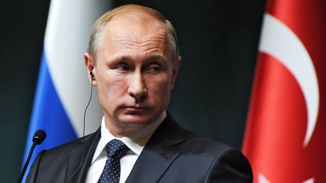 Il schef dal Kremlin Wladimir Putin.
