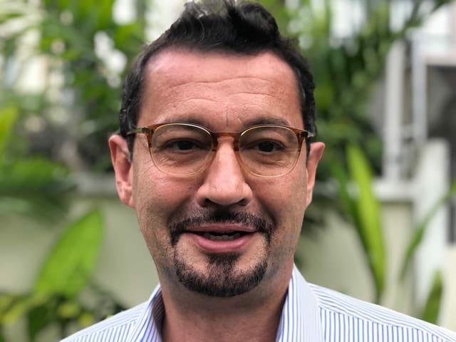 Xavier Justo.